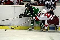 Hokejoví junioři prohráli na Spartě i Slavii.