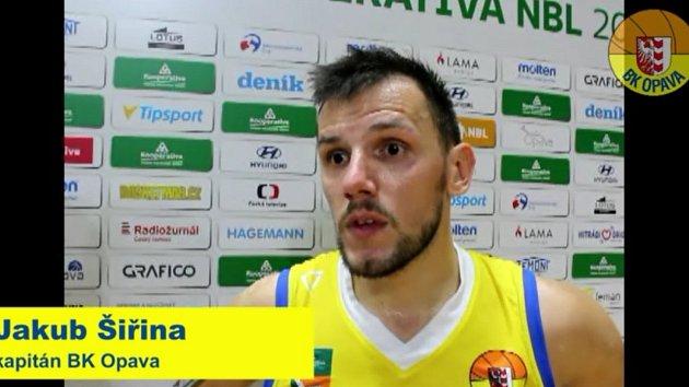 Basketbal: BK Opava - USK Praha