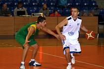 Opavští basketbalisté dvakrát vyhráli.