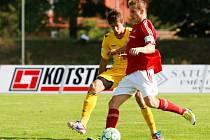 FC Hlučín - FK Fotbal Třinec 1:1
