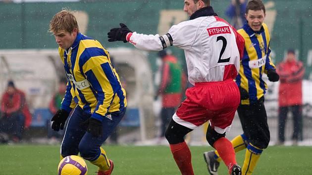 AS Trenčín - Slezský FC Opava 1:0