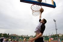 Opavský streetball 2011. Ilustrační foto.