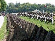 Po linii československého opevnění dorazíte také do pevnosti v Darkovičkách.