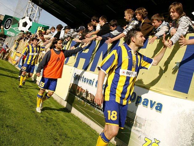 Slezský FC Opava - MFK Karviná 1:0