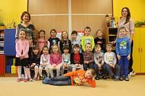 Školka ve Vlaštovičkách rozvíjí vztah dětí s přírodou.
