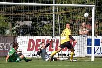 FC Hlučín - MFK Karviná 1:3
