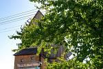 Větrný mlýn v Cholticích na Opavsku.