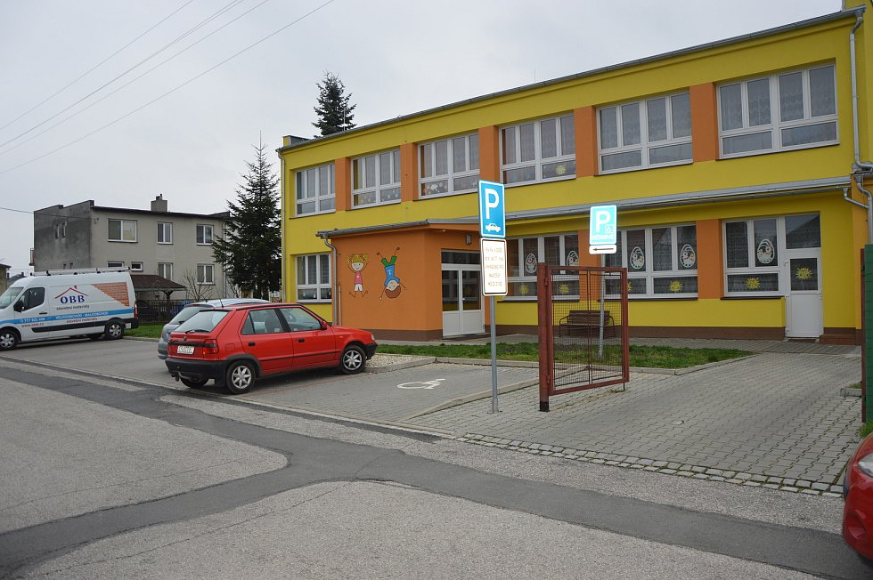 Školka po rekonstrukci.