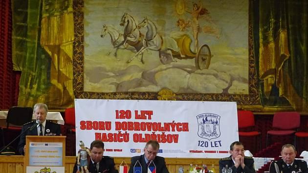 Oslava 120 let SDH Oldřišov.