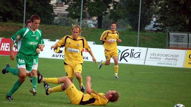 Hlučínští fotbalisté sezonu rozhodně za úspěšnou považovat nemohou.