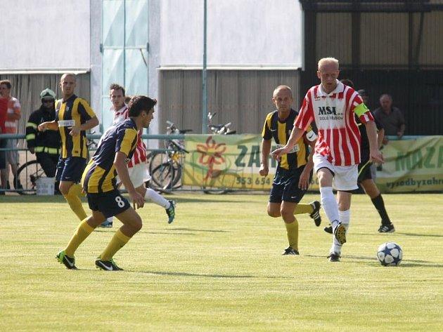 MSA Dolní Benešov – Slezský FC Opava 0:4