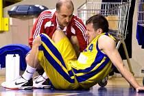 Petr Kivorchian v akci.