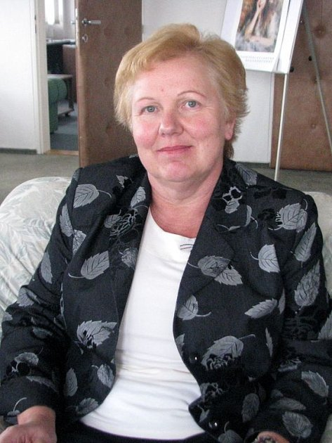 Jarmila Mateřanková