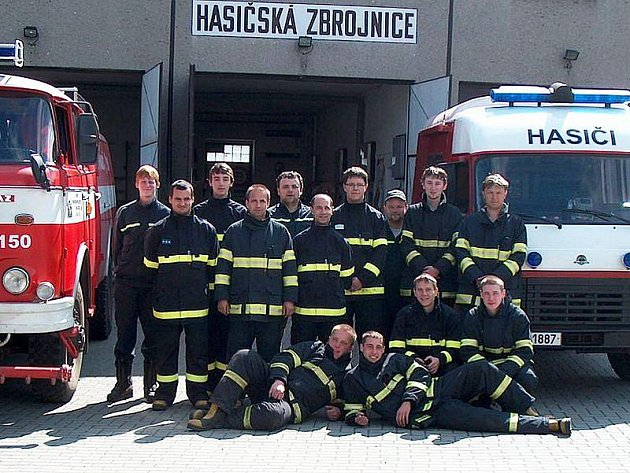 Sbor dobrovolných hasičů Darkovice zasahuje například při likvidaci bodavého hmyzu.