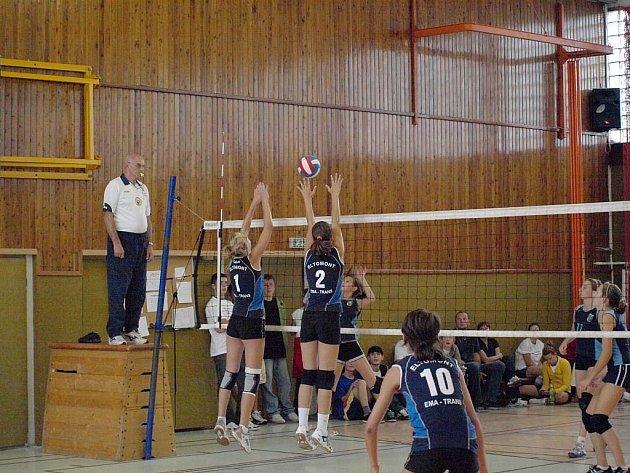 Opava hostila mezinárodní volejbalový turnaj.