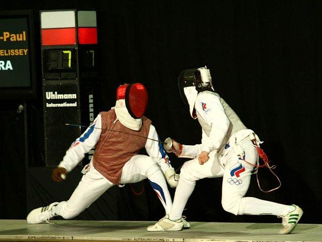 Evropský šampionát v šermu juniorů přineslo zajímavou podívanou.