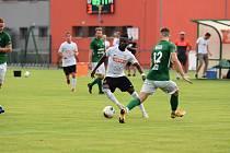 Přípravný zápas v Hlučíně vyhrál domácí tým nad Opavou 3:1. Foto: Štěpánka Czyžová