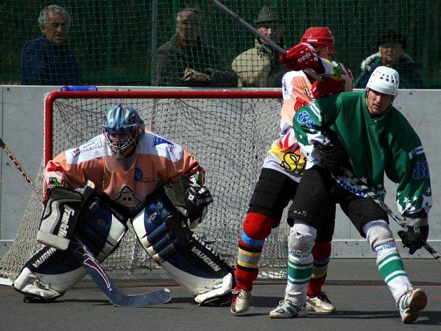 Hokejbalový gólman Martin Klepač patřil v letošním ročníku k největším hvězdám České extraligy a právem si vydobyl nominaci na mistrovství světa do Německa.
