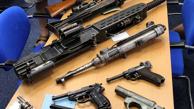 Mezi odevzdanými zbraněmi převažují brokovnice, signální pistole, malorážky a dlouhé kulové zbraně. V rámci Moravskoslezského kraje se nejvíce zbraní objevilo na Opavsku, většina z nich pocházela z období 2. světové války.