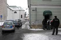 K loupežnému přepadení došlo v bruntálském zlatnictví v pátek 4. února.