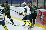 Hokejové derby mezi Krnovem a Horním Benešovem.