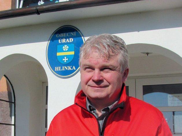 Starosta Hlinky Marcel Chovančák.
