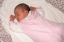 Kateřina Endlová z Bludova, narozena 1.června v Krnově, váha 3315 g, míra  50 cm, maminka Lucie Endlová, tatínek Karel Endel.