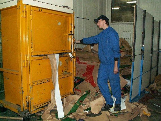 Segezha Packaging v Úvalně zaměstnává již čtvrtým rokem Petra B..