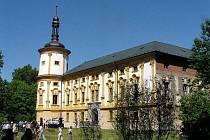 Zámek v Linhartovech - ilustrační foto.