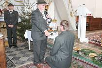 Pasování na myslivce je jedním z nejhezčích tradičních obřadů, jimiž se může pyšnit česká myslivost.
