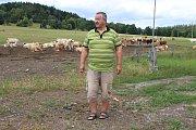 Farmář Jan Hořák z Janovic u Rýmařova získal ocenění nejlepší Sedlák PRO-BIO Svazu ekologických zemědělců.