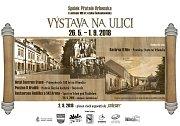 Výstava na ulici přibližuje minulost Vrbenska.