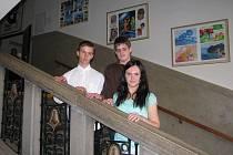 Předávání Ceny Dr. Ernsta Berla proběhlo na Gymnáziu Bruntál ve středu 25. listopadu 2009. Oceněni byli studentka třetího ročníku Michaela Györgyová, septimán Viktor Komárek a Ondřej Svoboda z kvinty.