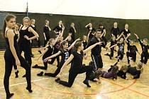 Taneční škola In Motion z Bruntálu. Ilustrační foto.