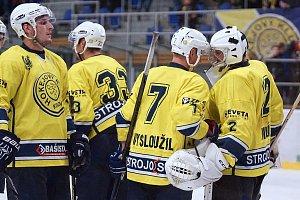 Hokejisté Krnova - Ilustrační foto.