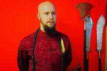 Martin Lee vede v Bruntále školu bojového umění. Foto: archiv Martina Lee