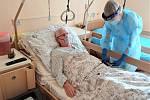 VRýmařově Nemocnice Agel Podhorská zřídila novou doléčovací jednotku pro postcovidové pacienty.
