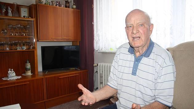 Kurt Pilzer byl jedním z mála Čechů, kteří prožili konec války v Krnově. V květnu 1945 byl desetiletý kluk.