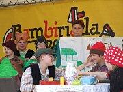 V osmadvaceti městech napříč republikou probíhá tento víkend desátá Bambiriáda.