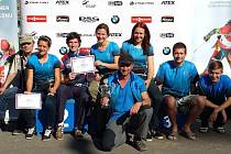 Biatlonisté Břidličné obhájili své prvenství v soutěži družstev v letním biatlonu z loňského roku, stali se tak nejúspěšnějším oddílem ze všech jednačtyřiceti klubů.
