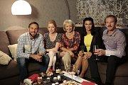 Krnovské herečky Jana Bernášková a Monika Zoubková se sešly v novém seriálu Všechny moje lásky (VML).
