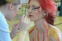 Na své si přijdou na soutěži kadeřnic a kosmetiček rovněž muži.
