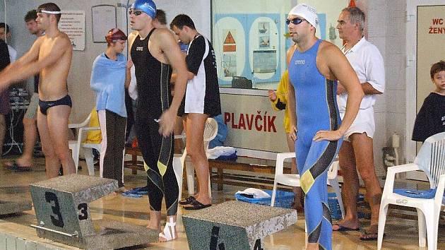 Lukáš Harnol (vpravo) vyhrál nad poněkud indisponovaným Martinem Vernerem.