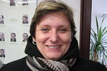 Eva Lašáková, starostka obce Ryžoviště.