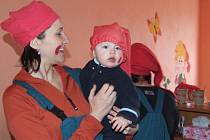 Centrum Skřítci je uskutečněný sen čtyř maminek na mateřské dovolené.