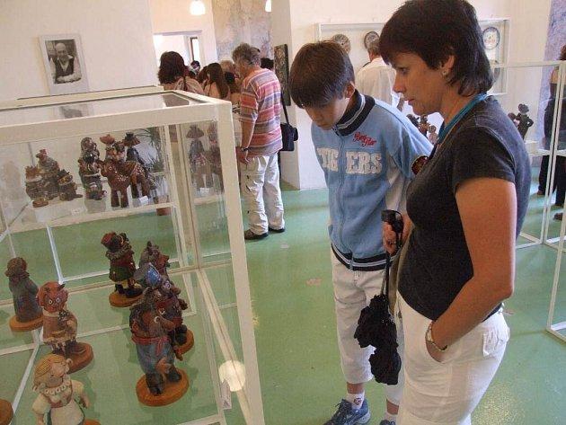 Zámek a jeho sbírky se těší velké návštěvnosti turistů z celého světa.