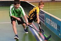 Mladí florbalisté z Bruntálu prokazují dobrou výkonnost, v Ostravě chybělo málo a porazili místní FBC.