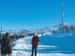Praděd je cílem novoročního výstupu, který se koná už čtyřicet let. Z Krnova a Bruntálu poveze účastníky výstupu na Hvězdu speciální autobus.