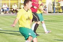 Rýmařovští pokračovali v úspěšné sérii i v sobotním domácím utkání s Polankou. Podíl na vítězství měl i dobře hrající Jiří Furik.