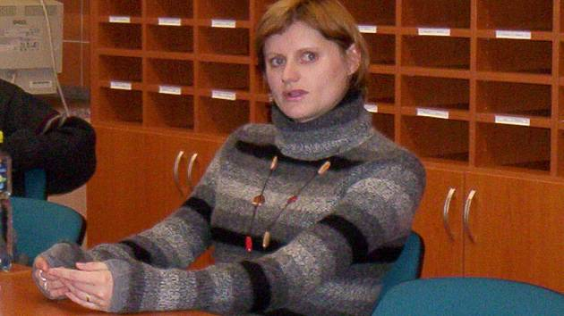 Krnovská rodačka Petra Augustová rozená Šindelářová.
